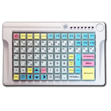 Programmable keyboard LPOS-084