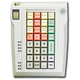 Keyboard LPOS-032 with fingerprint