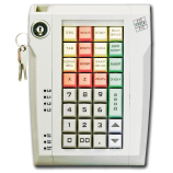 Keyboard LPOS-032  with electromechanical key