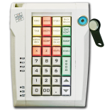 Keyboard LPOS-032 with touch key