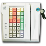 Keyboard LPOS-032 with touch key and card reader