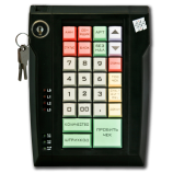 Keyboard LPOS-032 with electro-mechanical key (black)
