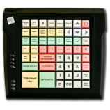 Keyboard LPOS-064 (black)
