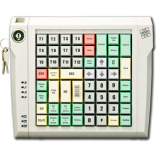 Keyboard LPOS-064 with electromechanical key