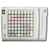 Keyboard LPOS-064 with fingerprint and card reader