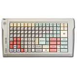 Programmable LPOS-128 keyboard