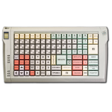 Keyboard LPOS-128 with fingerprint