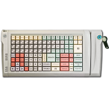Keyboard LPOS-128  with touch key and card reader