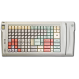 Keyboard LPOS-128 with fingerprint and card reader