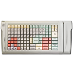 Keyboard LPOS-128 with card reader