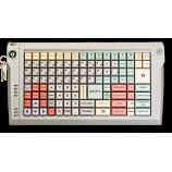 POS-клавиатура LPOS-128 с электромеханическим ключом