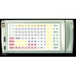 Програмована захищена клавіатура LPOS-128P зі сканером відбитка пальця та зчитувачем магнітних карток