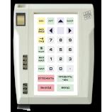 Програмована захищена клавіатура LPOS-032P зі сканером відбитка пальця