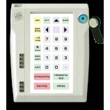 Програмована захищена клавіатура LPOS-032P з touch ключем