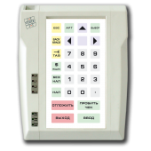 Programmable protected keyboard LPOS-032P
