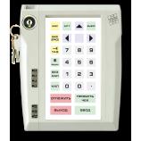 Програмована захищена клавіатура LPOS-032P з електромеханічним ключем