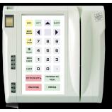 Программируемая защищенная клавиатура LPOS-032P со сканером отпечатка пальца и считывателем магнитных карт