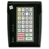 Programmable protected keyboard LPOS-032P (black)