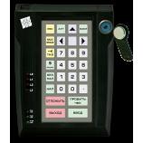 Програмована захищена клавіатура LPOS-032P з touch ключем (чорна)