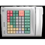 Клавиатура LPOS-064-QUDCOM-USB со считывателем магнитных карт