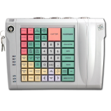 Keyboard LPOS-064-QUDCOM-USB with electromechanical key