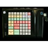Клавиатура LPOS-064-QUDCOM-USB с touch ключом (черная)