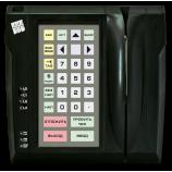 Програмована захищена клавіатура LPOS-032P зі зчитувачем магнітних карток (чорна)