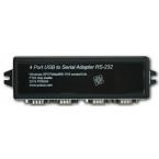 Перетворювач FTDI-QUADCOM с 4 віртуальними СОМ-портами
