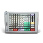 Programmable keyboard LPOS-096