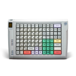 Keyboard LPOS-096 with fingerprint