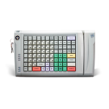 Keyboard LPOS-096 with electro-mechanical key and card reader