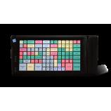 POS-клавиатура LPOS-128 со считывателем магнитных карт (черная)