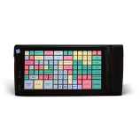 Keyboard LPOS-128 with card reader (black)