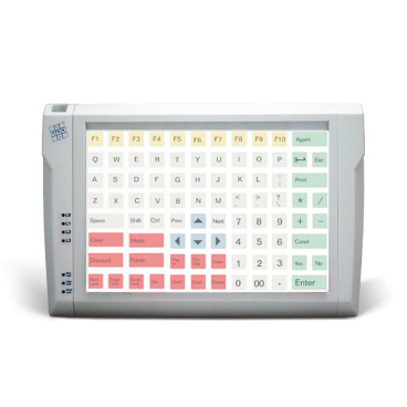 Programmable protected keyboard LPOS-096P
