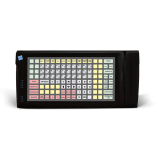 Programmable protected keyboard LPOS-128P with card reader (black)
