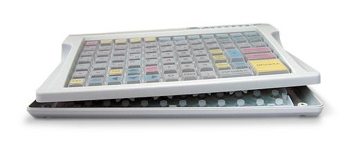 Пленочная клавиатура LPOS-084 в разборе